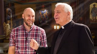A Protestant Talks With a Catholic Priest