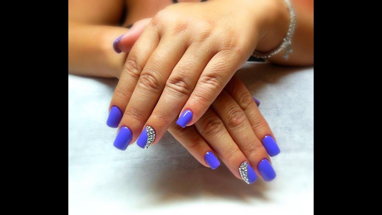 spesso Refil unghie in acrilico e Semipermanente - YouTube QL01