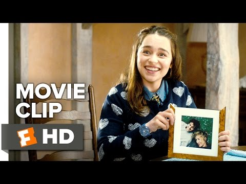Me Before You Movie CLIP - I'm Staying (2016) - Emilia Clarke, Sam Clafin Movie HD