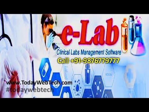Traning   Laboratory Management Software   +919876779777