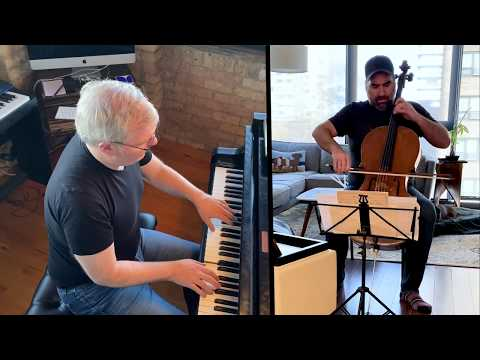 The CSO's Kenneth Olsen And Lyric's Craig Terry In 'Hallelujah'