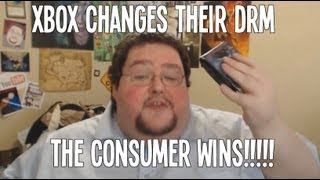 Francis Reacts To Xbox Changing Its DRM Policies