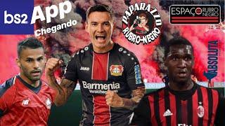 Flamengo realmente está sondando jogadores! Veja aqui sobre Aránguiz e mais! App BS2 chegando!