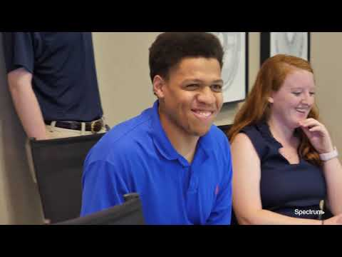 A Day In The Life: Spectrum Corporate Interns