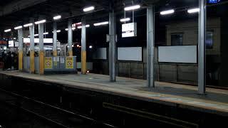 近鉄9020系EE22編成+8000系L90編成+1252系VE74編成奈良行き急行 鶴橋駅発車