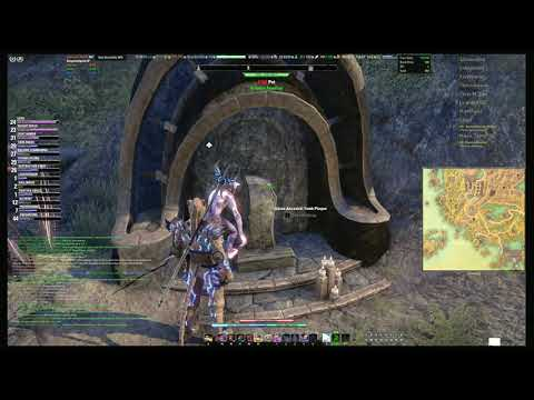 ESO   Ancestral Tomb Search   part 1   Vvaardenfell Roaming   2017 08 05 07 29 41