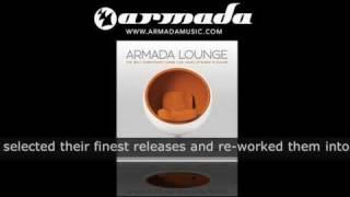 Armada Lounge 2, track 02: Tenishia feat. Tiff Lacey - Burning From The Inside (Frozen Mix)