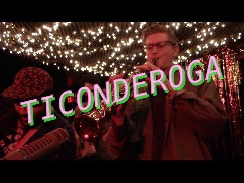 BEN SERETAN GROUP - TICONDEROGA (Live at Cake Shop)