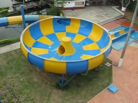 agua parque  de la caña