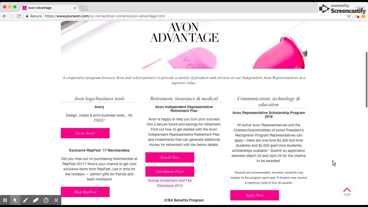 How To Make Free Avon Business Cards