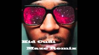 Kid Cudi Embrace the Martian make her say (Maze Remix) 14 year old producer
