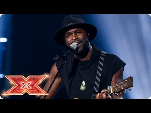 Can Kevin Davy White give the crowd what they want?   Six Chair Challenge   The X Factor 2017