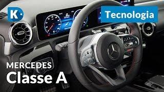 Mercedes Classe A 2018 | 2 Di 3: Tecnologia | Più Hi-Tech Di Un'Ammiraglia?