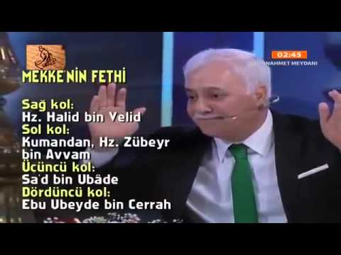 Nihat Hatipoglu - Sahur - Mekke'nin Fethi (30.07.2013)