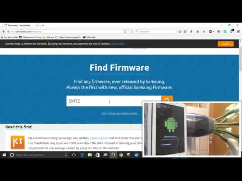 Installer Ou Réinstaller Le Firmware D'Android Sur Un Appareil Samsung