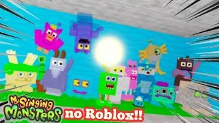 ¡¡¡ENVUELTAMOS MONSTERS EN ROBLOX!! Ft. Zórum