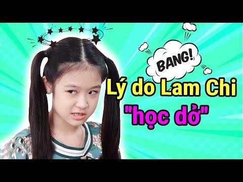Gia đình là số 1 Phần 2 | Những lý do Lam Chi ''Học Dở'' không thể Logic hơn