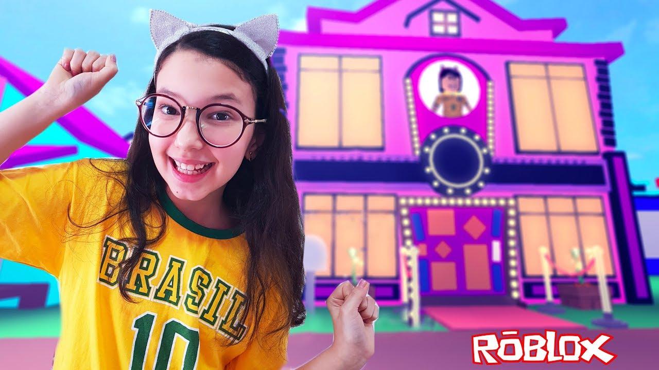 Roblox - ROTINA DE FÉRIAS NA MINHA NOVA CASA (MeepCity) | Luluca Games