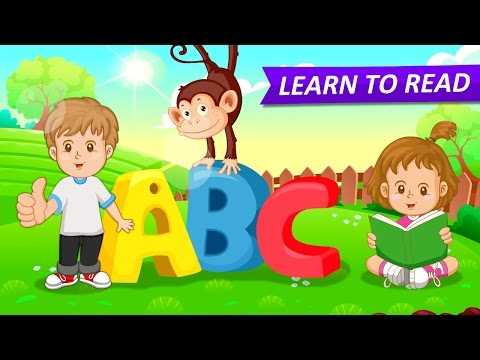 Overview of Monkey Junior: Learn to read