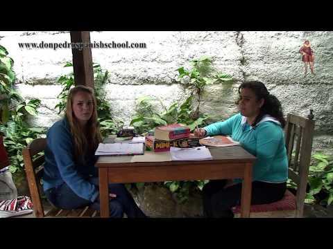 Spanish School Antigua Guatemala.