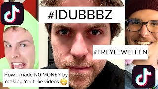 Tik tok Entrepreneurs & The Streamy's RESPONSE (Trey Lewellen)