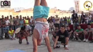 بطولة رياضة Street Workout في مدينة دوز