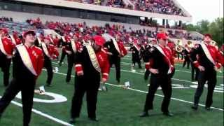 Pitt State Marching Band - Gangnam Style