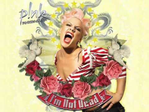 *NEW* Pink - Raise Your Glass *WITH LYRICS*