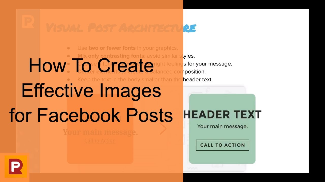 How To Create Effective Images For Facebook Posts - PromoRepublic