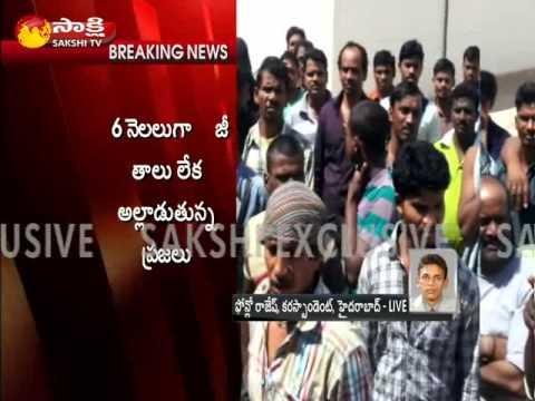 250 Indian Labour Stuck in uzbekistan