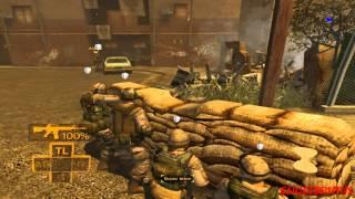 Full Spectrum Warrior PC Gameplay Chapter 7 Part 2/2
