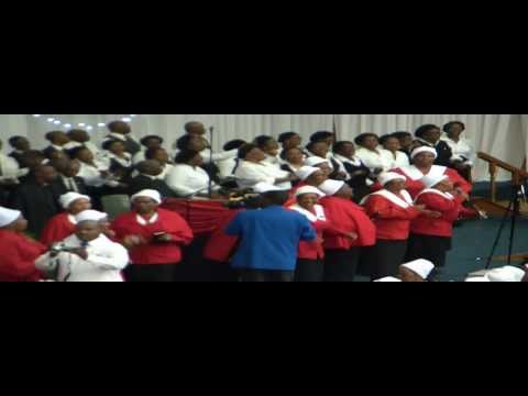 Women's Manyano_Grahamstown District_Convention 2013_Hymm 36