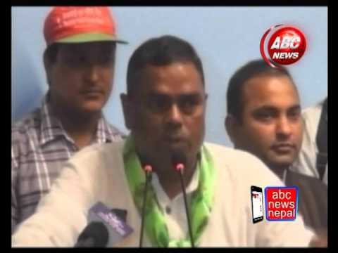 Upendra Yadev Speech
