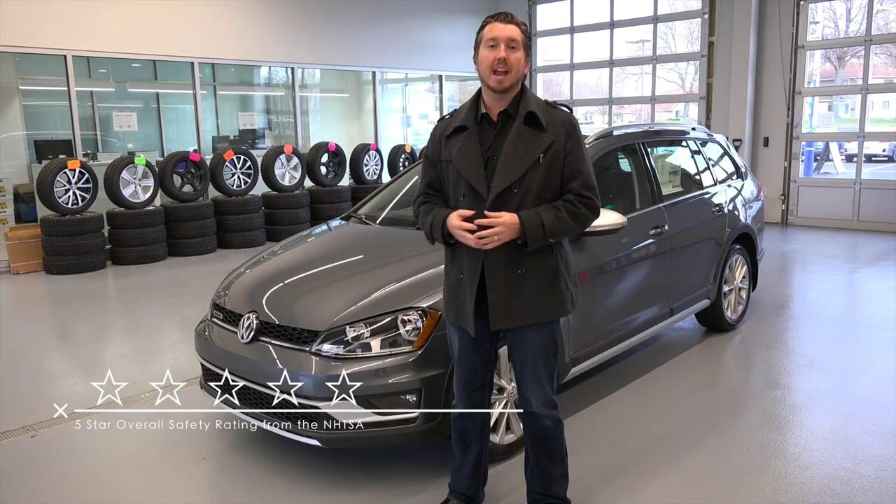 2017 VW Alltrack Informational Video | Ide Volkswagen of East ...