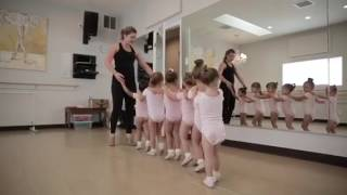 Primary Dance Classes at Magnify