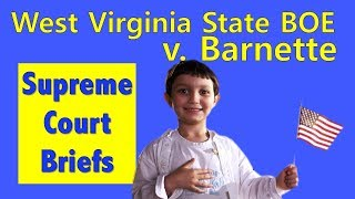 West Virginia State Board of Education v. Barnette