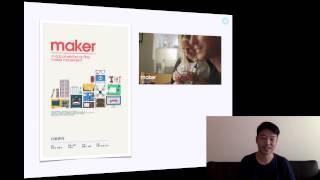 Maker自造世代幕後:拍片緣由及自造者的定義