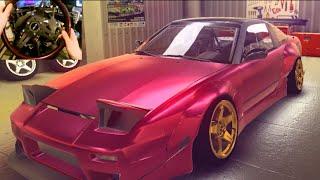Drift Streets Japan - UPDATE BodyKits!! / NEW Skyline 2000 GT Drifting