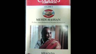 hum bhi kya zindagi-Mehdi Hassan