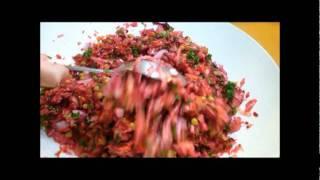 Venegret Recipe (russian Beet Salad)