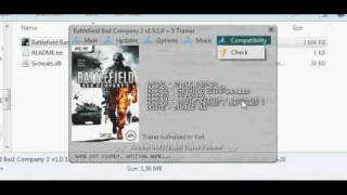 Battlefield Bad Company 2 Trainer v1010 +5 trainer