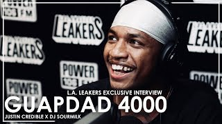 Guapdad 4000 on Losing His Bet w/ Drake, Dreamville Sessions,