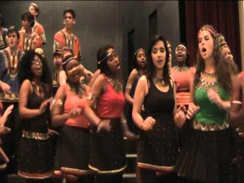 Sounds of Africa/Bawo Tixo Somandla - KZN Youth Choir