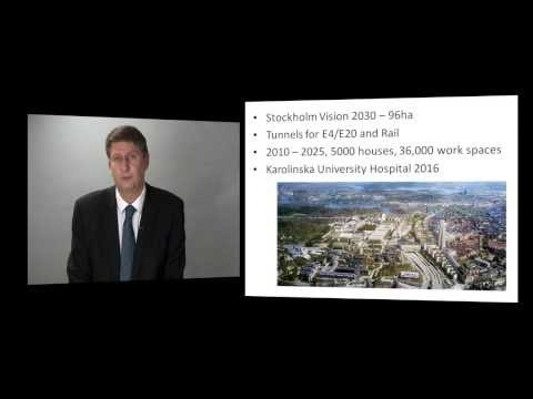 Finnish & Swedish Integrated Urban Plan —  Infrastructure Management Forecasting the Changes to 2030