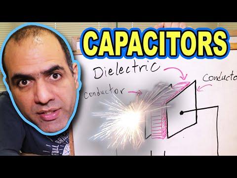 How CAPACITORS Work (ElectroBOOM101-006)