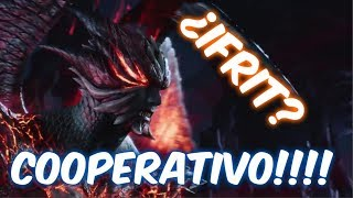 COOPERATIVO!¿IFRIT?-DEVIL MAY CRY 5 ANÁLISIS TRAILER TOKYO GAMESHOW 2018