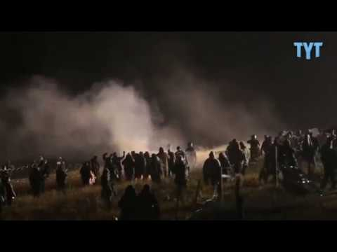 Standing Rock:  Where Is Obama?