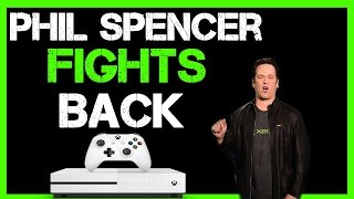Phil Spencer Fights Back Against Anti-Xbox Media, Says This Is Best Xbox Generation Ever!!