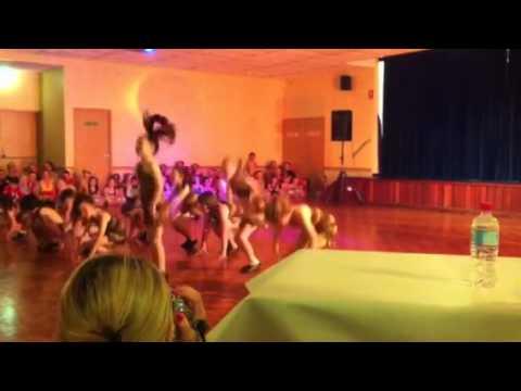 Sarah and Renae's Tarzan Dance