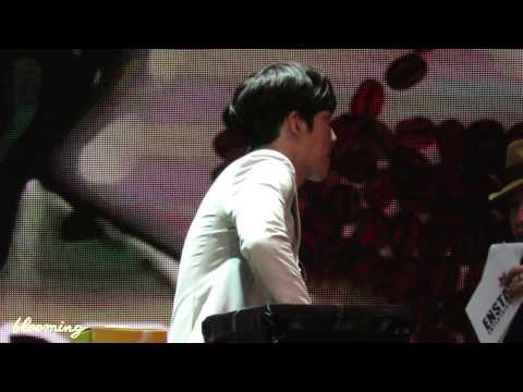[HD] 150314 Kim Woobin Fan Meeting in Indonesia - Coffee Event